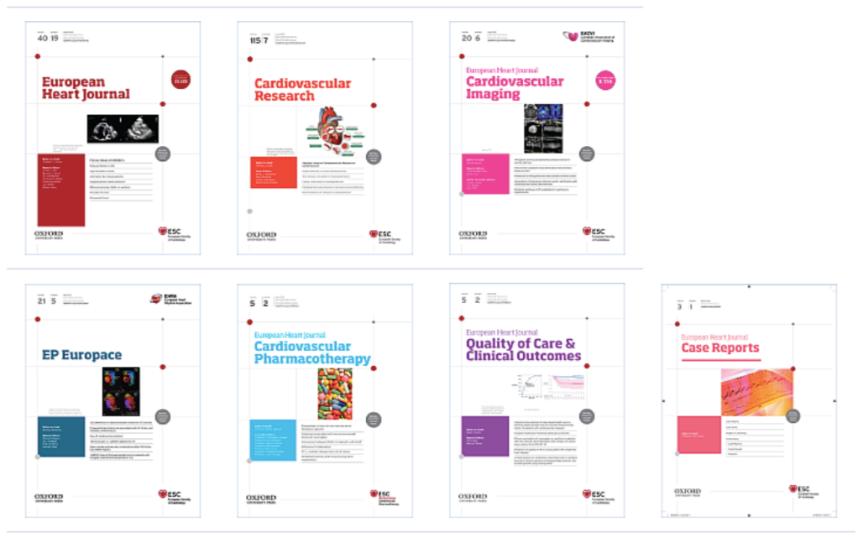 Artículos muy citados de la Sociedad Europea deCardiología