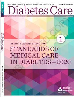 DIABETES 2020 – ADA. Incorporan Estratificación de Riesgo de CVD, NuevosMedicamentos
