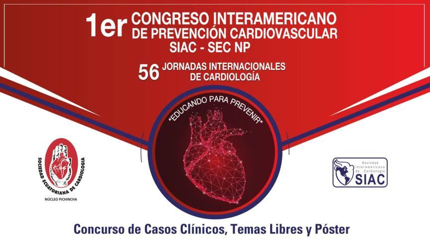 1er Congreso Interamericano de PrevenciónCardiovascular