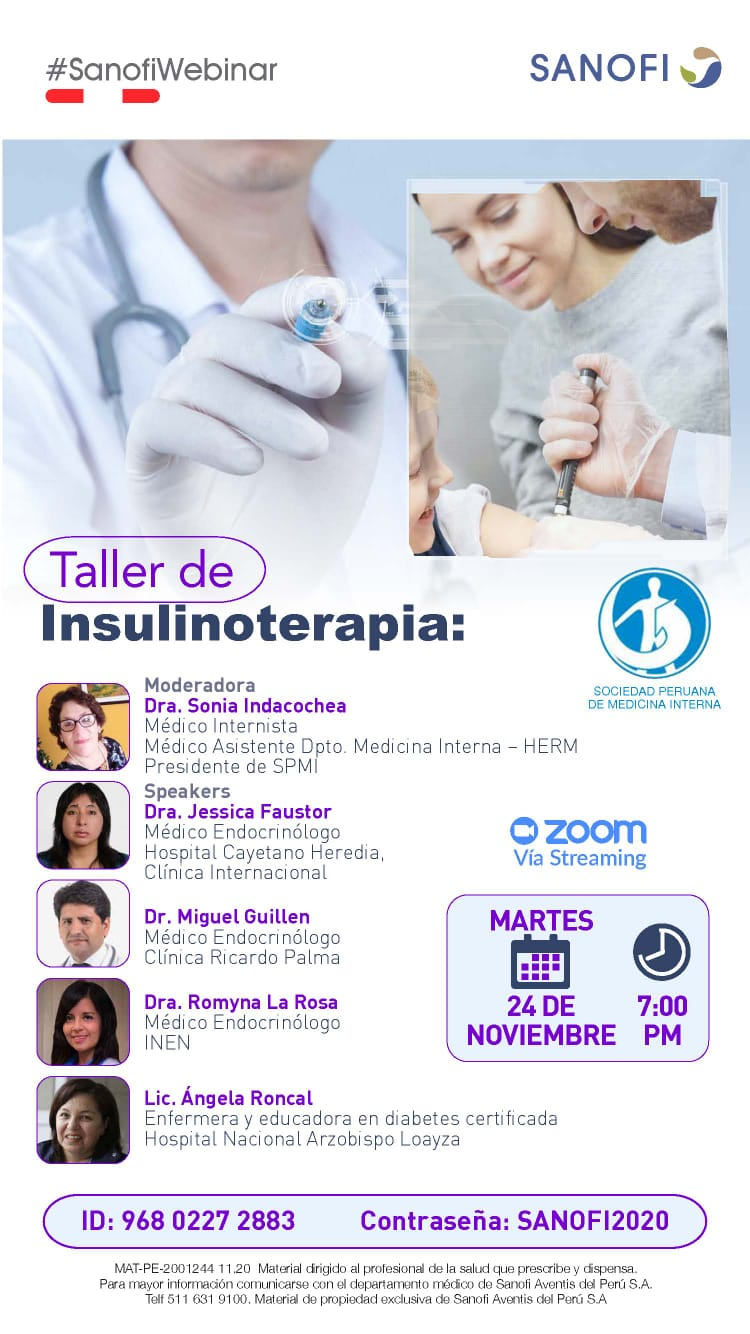 Taller de Insulinoterapia