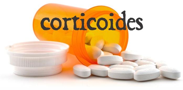 Reducción gradual de corticoides.Tapering