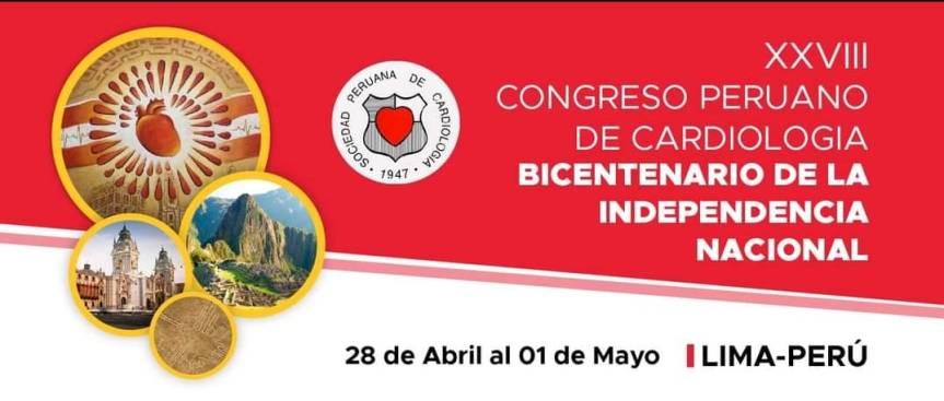 CONGRESO INTERNACIONAL BICENTENARIO CARDIOLOGIA2021