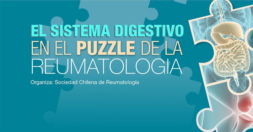 Curso de Sistema Digestivo en el Puzzle de laReumatología