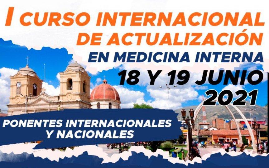 I Curso Internacional de Actualización en MedicinaInterna