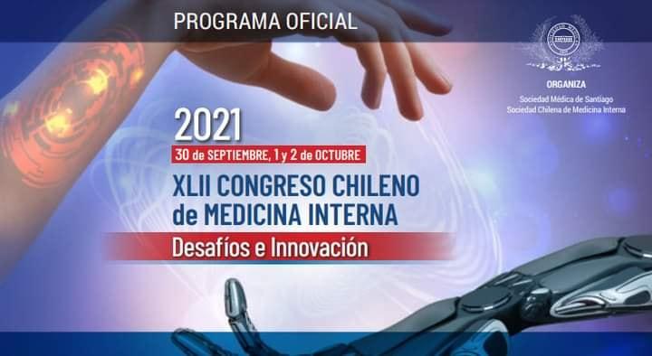 XLII Congreso Chileno de MedicinaInterna
